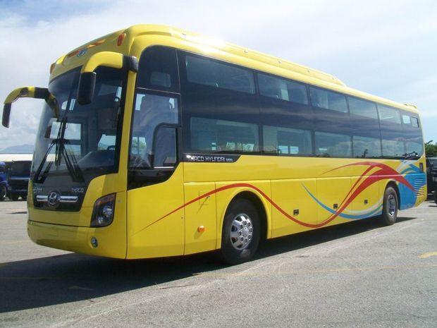 Ho Chi Minh (Saigão) to Nha Trang - Local sleeping Bus by Vietnam Transports_0