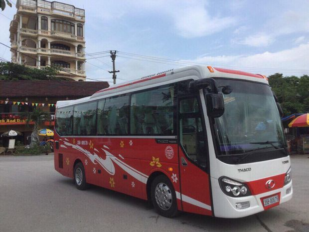 Halong Bay to Ninh Binh - Tourist Bus by The Long Travel_0