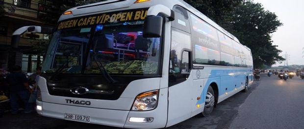 Da Nang to Ninh Binh - Local sleeping Bus by Queen Cafe Bus_0