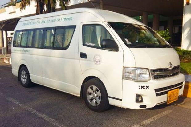 Suratthani to Krabi - Standard Minivan by Phantip Travel_0