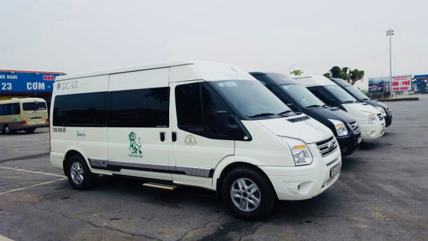 Hanói to Sapa - Luxury Minivan by Green Lion Bus_0
