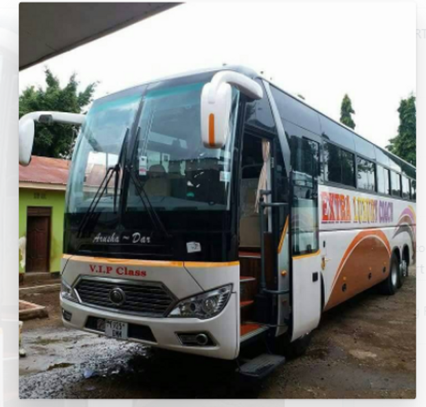 Arusha to Dar es Salaam - Tourist Bus by Extra Luxury Coach_0