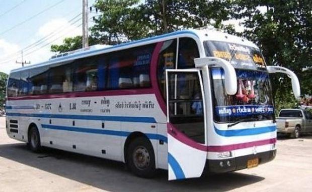 Phuket to Ranong - Express Bus by Rungkit Tour_0