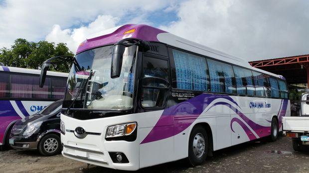 Baguio to Banaue - Standard Bus by Ohayami Trans_0