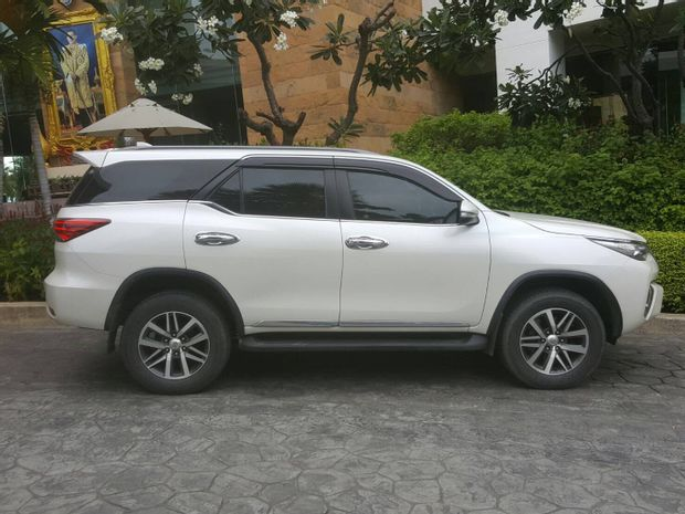 Bangkok to Pran Buri - SUV Car - 4 PAX by Bangkok Taxi 24_0