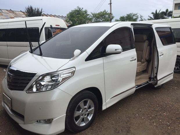 Bangkok Suvarnabhumi Airport (BKK) to Bangkok Downtown - Luxury Minivan - 6 PAX by Bangkok Taxi 24_0