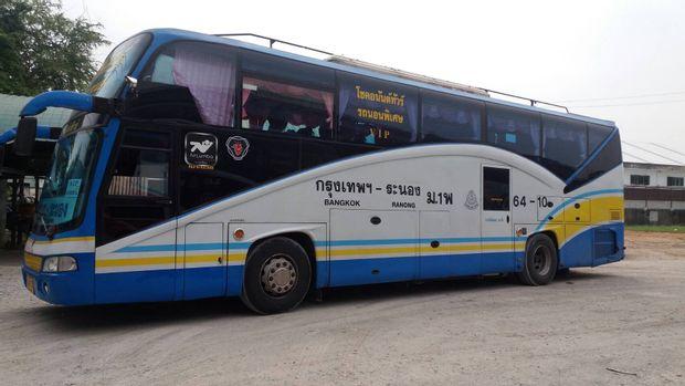 Suratthani to Bangkok - Express Bus by Choke Anan Tours_0