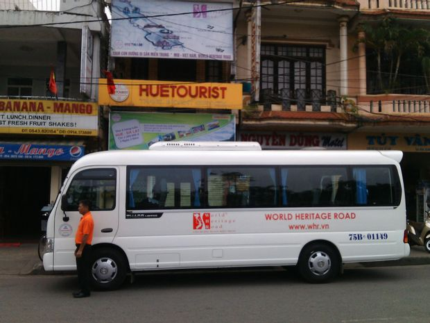 Hue to Hoi An - Economy Bus by Hue Tourist_0