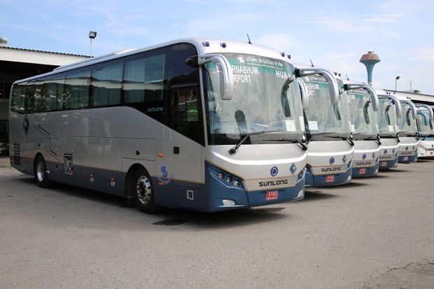 Bangkok to Hua Hin - Economy Bus by Bell Travel Services_0