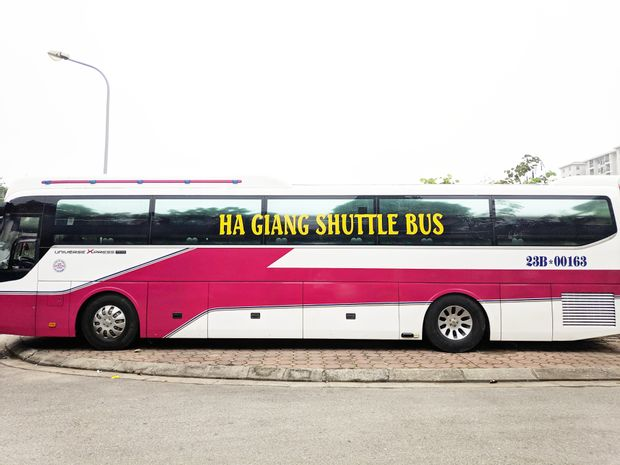 Hanói to Ha Giang - Local sleeping Bus by Group Tour Company_0