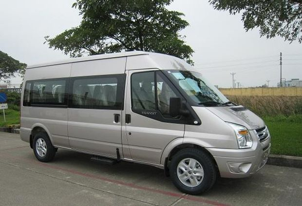 Phu Bai Airport (HUI) to Hue - Any hotel - Standard Minivan - 12 PAX by Hue Tourist_0