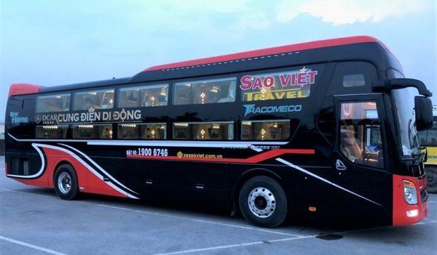 Hanoi to Sapa - VIP Cabin Bus by Sao Viet_0