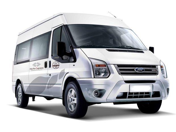 Hoi An to Da Nang - Standard Minivan by Hoi An Express_0