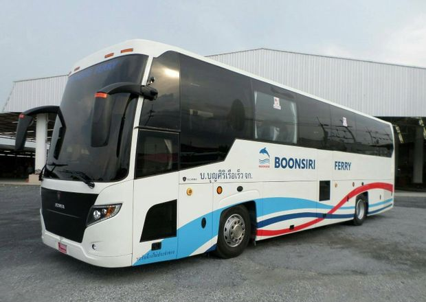 Pattaya to Koh Kood - High Speed Bus+Ferry by Boonsiri High Speed Ferries_0