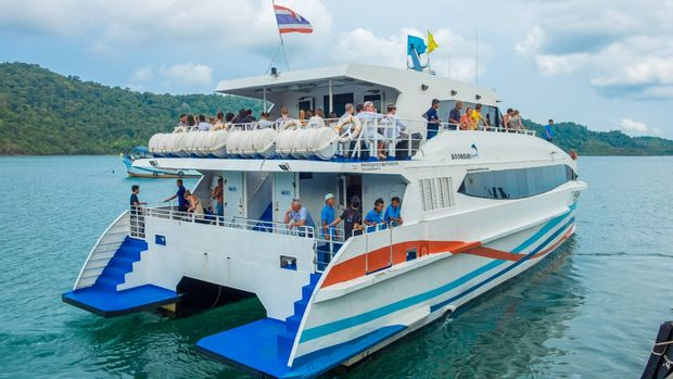 Koh Kood to Trat - High Speed Ferry by Boonsiri High Speed Ferries_0