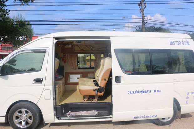 Phuket to Khao Lak - Standard Minivan - 7 PAX by Green Andaman Travel_0