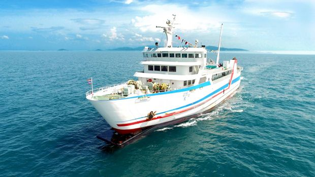 Suratthani to Ko Samui - Standard Bus+Ferry by Phangan Tour 2000_0