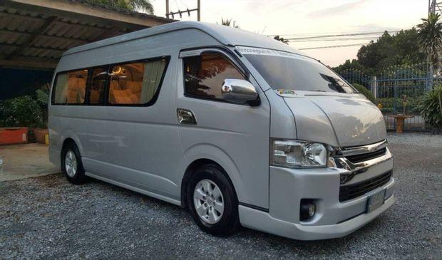 Bangkok to Hua Hin - VIP Minivan - 9 PAX by Bangkok Taxi 24_0